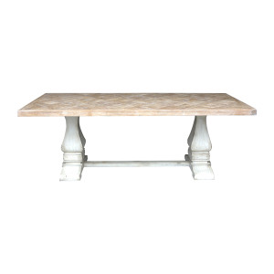 Avignon Parquet Dining Table 220cm by Maison Living