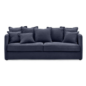 Calais 3 Seat Sofa With Cushions by Maison Living