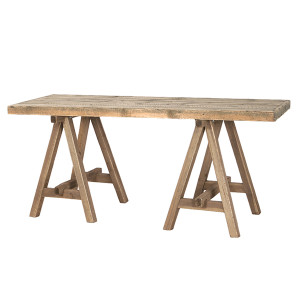 Mattituck Trestle Console by Maison Living