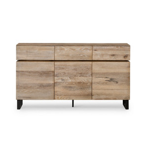 Alto 3 Door Console - Rustic by Maison Living