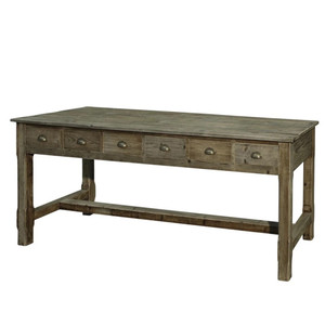 Albi Old Pine Console by Maison Living