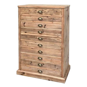 Albi Old Pine Tallboy by Maison Living
