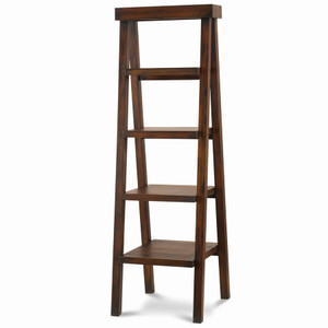 Samuel Ladder Shelf - Size: 180H x 61W x 61D (cm)