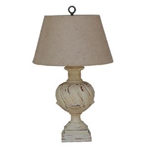 Versailles Lamp w/ Shade - Size: 62H x 40W x 40D (cm)