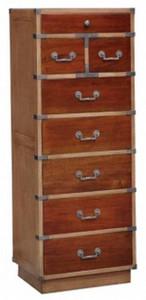 Artisan Tall Cabinet - Size: 131H x 50W x 40D (cm)