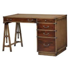 Surveyors Desk w/Filing Drawer - Size: 80H x 139W x 60D (cm)