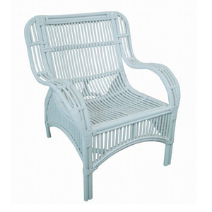 Alfresco Arm Chair - White
