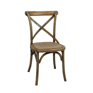 Bentwood Dining Chair - Distressed Oak