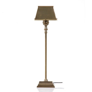 Collin Table Lamp - Antique Brass