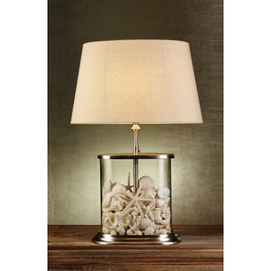 Sea Point Glass Table Lamp