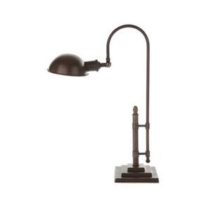 Townsend Desk Lamp - Antique Brass Dark