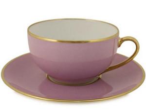 Limoges Legle Tea Cup & Saucer - Parma