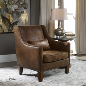 Clay Armchair by Uttermost