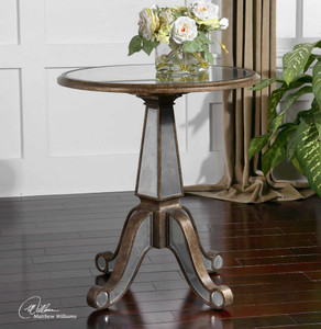 Eraman Accent Table by Uttermost
