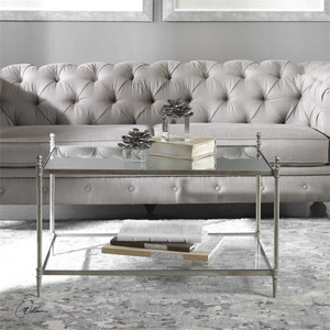 Gannon Coffee Table - by Uttermost