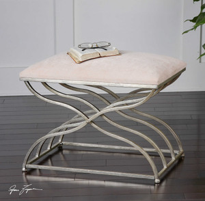 Shea Small Bench by Uttermost