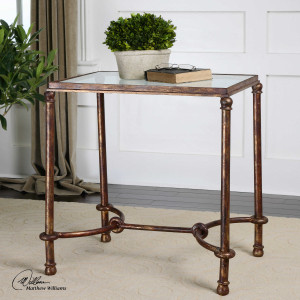 Warring End Table by Uttermost