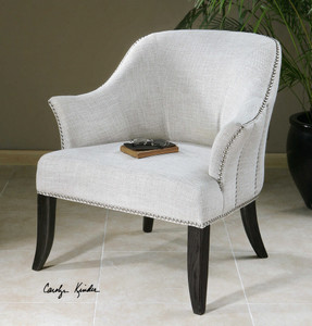 Leisa Armchair by Uttermost