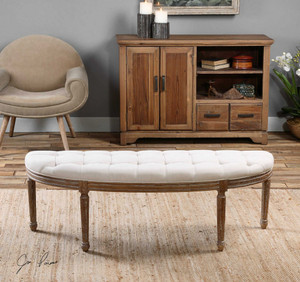 Leggett Bench by Uttermost