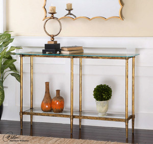 Elenio Console Table by Uttermost