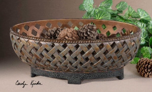 Teneh Bowl by Uttermost