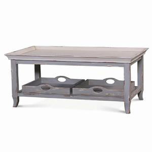 Newport Coffee Table - Size: 48H x 119W x 71D (cm)