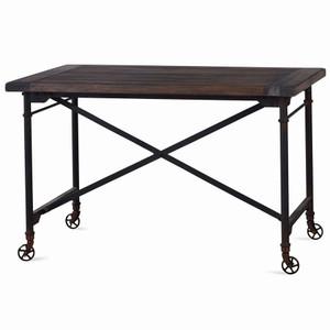 Mercantile Desk Small - Size: 76H x 122W x 76D (cm)