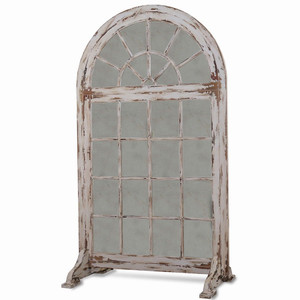 Large Regency Window with Stand - Size: 264H x 150W x 89D (cm)