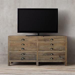 Atelier Printers TV Unit 140cm