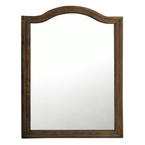 Josephine Mirror - Natural Oak