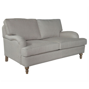 Kensington Upholstered 2 Seat Sofa