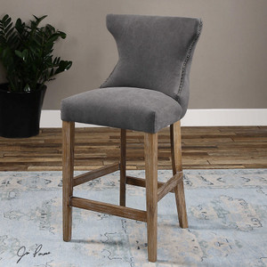 Gamlin Counter Stool by Uttermost