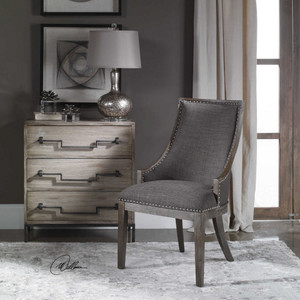 Aidrian Accent Chair by Uttermost