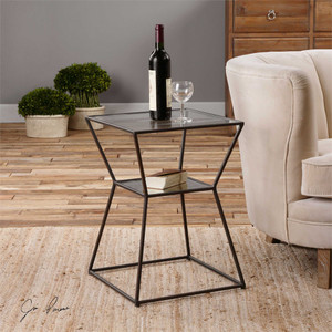 Auryon Accent Table - by Uttermost