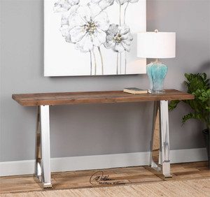 Hesperos Console Table - by Uttermost