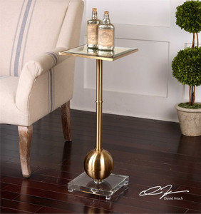 Laton Accent Table - by Uttermost
