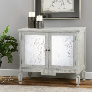 Okorie Console Cabinet by Uttermost