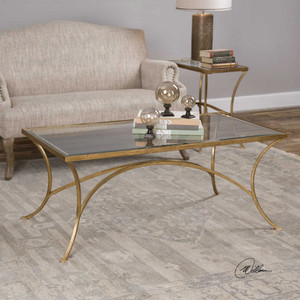 Alayna Coffee Table by Uttermost