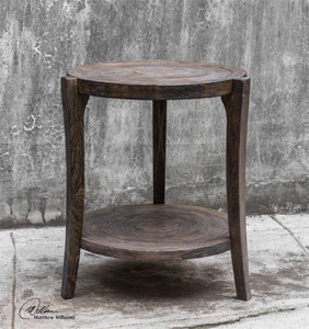 Pias Accent Table - by Uttermost