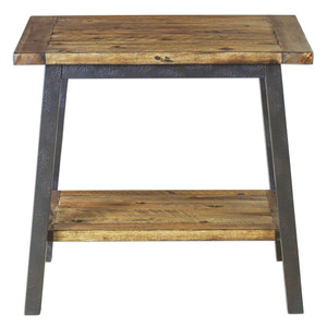 Ruslan Side Table by Uttermost