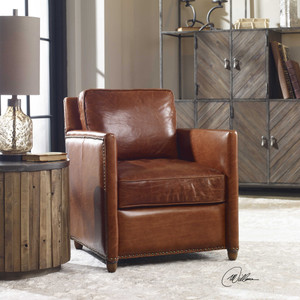 Roosevelt Club Chair by Uttermost