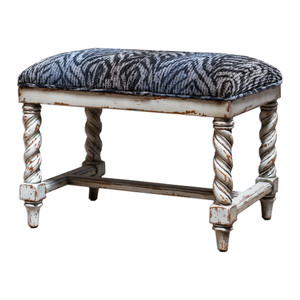Taavi Small Stool by Uttermost