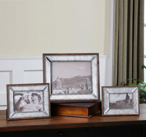 Daria Photo Frames S/3 by Uttermost