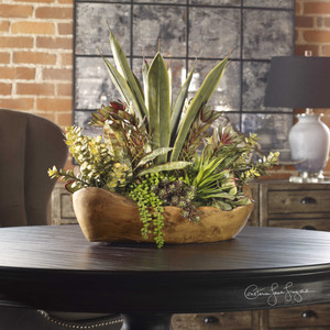 Salar Succulents by Uttermost