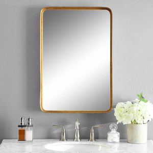 Crofton Vanity Mirror by Uttermost