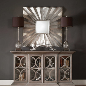 Adelmar Square Mirror by Uttermost