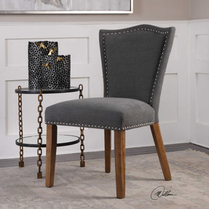 Ruhls Armless Chair by Uttermost