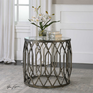 Algoma Accent Table - by Uttermost
