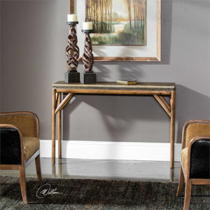 Kanti Console Table - by Uttermost