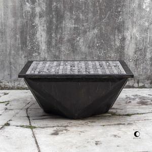 Hadiya Coffee Table - by Uttermost